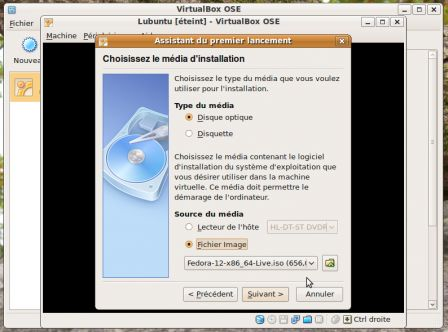 Installer un Linux sur une machine virtuelle